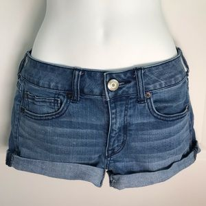 American Eagle Outfitters Shortie Sketch Shorts 6